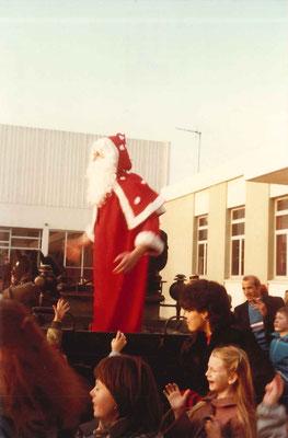 Le Père Noël triomphe !