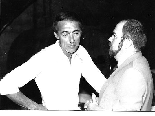Jean MARIN et Jacques  CHAZIT