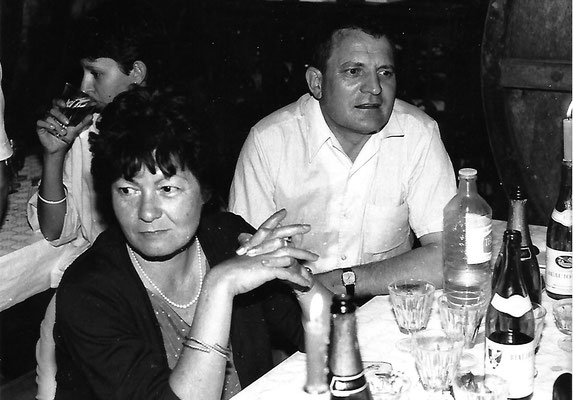 Gabriel ESNAULT et son épouse