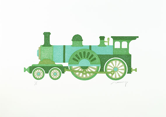 Toy 2020 EMERALD TRAIN