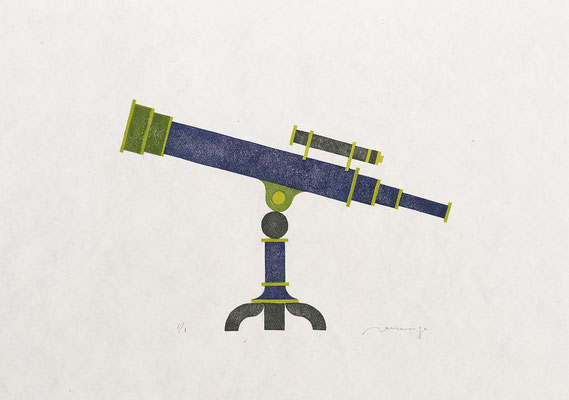 Toy 2017 NAVY TELESCOPE