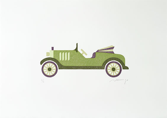 Toy 2020 OLIVE CAR
