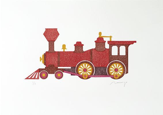 Toy 2020 GARNET TRAIN