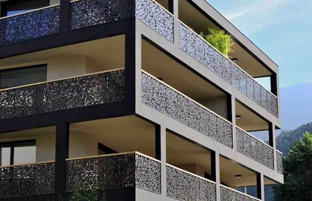 Adam & Eva  Apartment houses