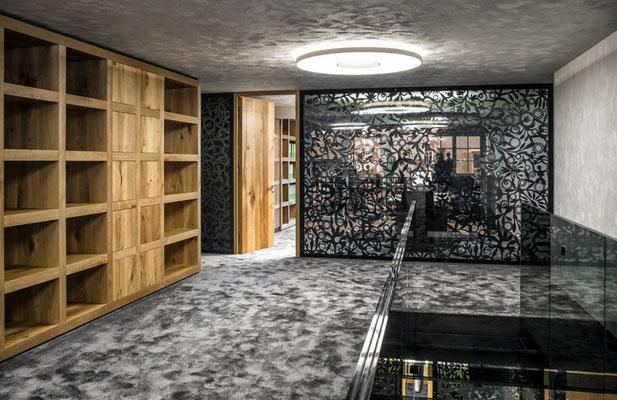 Room divider Sader Real Estate Agent