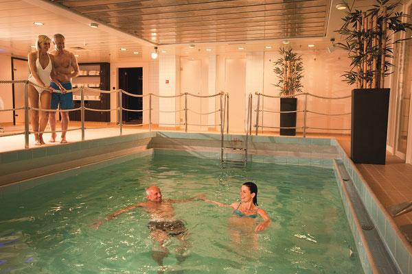 Der Indoor-Pool