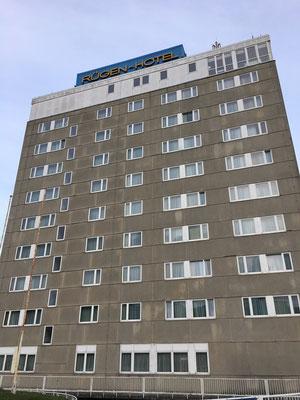 Hotel Rügen in Sassnitz: Innen recht nett