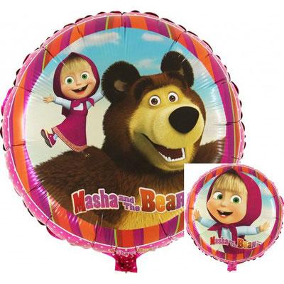 Masha und Bär (Helium)