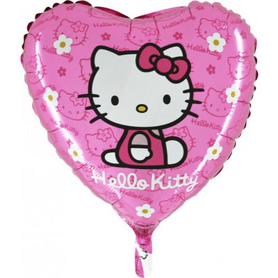 Hello Kitty pink (Helium)