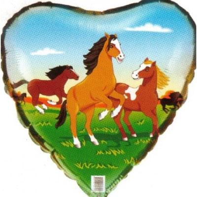 Pferde (Helium)