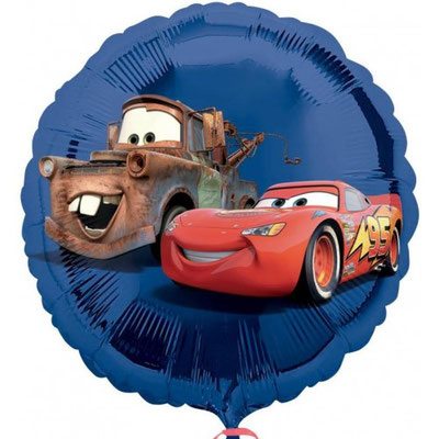 Cars & Hook (Helium)