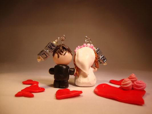 Brautpaar für Lenni und Mel