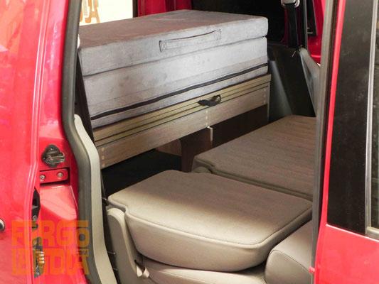 kit cama volkswagen caddy