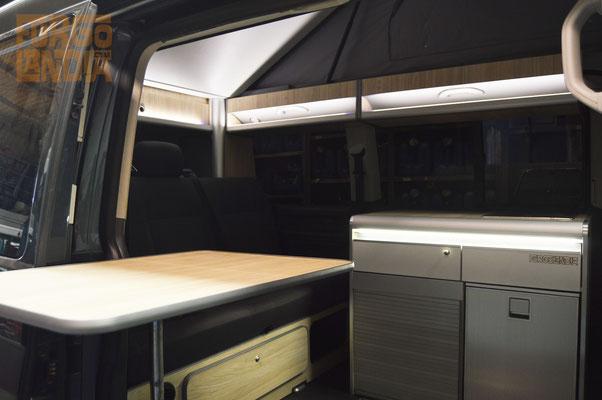 camperización T5 T6 caravelle