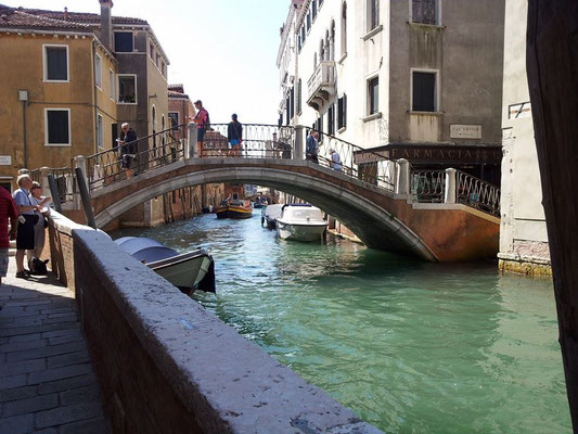 intuitive travel. Venezia (Italy)