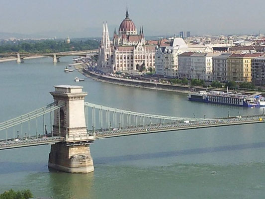 intuitive travel. Budapest (Ungheria)