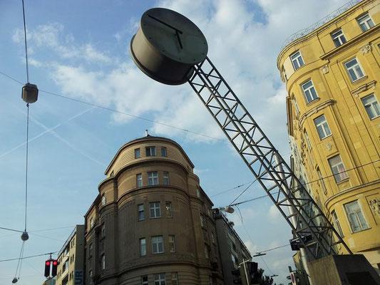 Intuitive travel. Vienna (Austria)