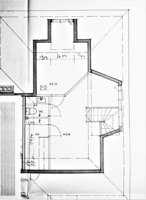 Floor plan upstainrs