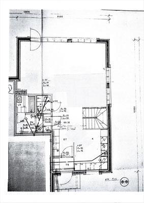 Floor plan ground floor
