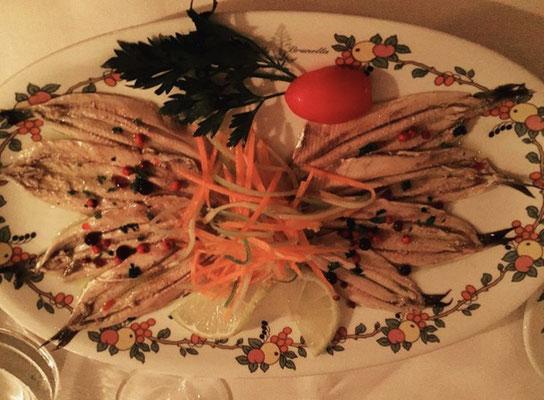 Italian sardines!!!! Yummmm!