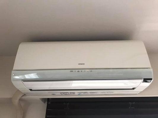 日立お掃除機能付きエアコンRAS-S40A2