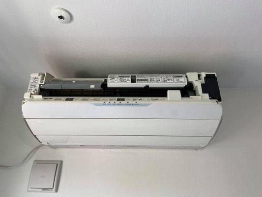 Panasonicおそうじ機能付きエアコン CS−636CXR2