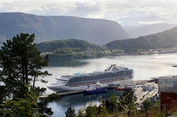 Norwegian trip, Alesund 2014