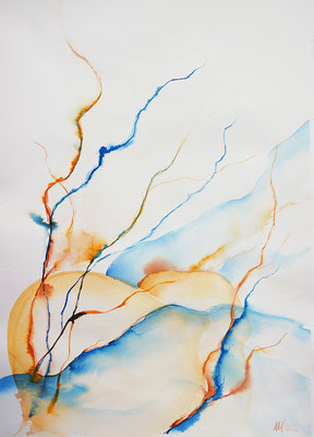 *** Watercolor, 30x40cm. 2015