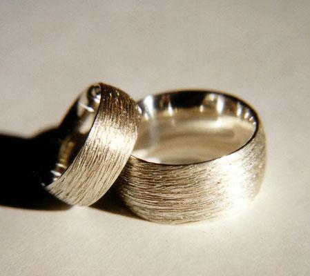 Feine Strukturen • Silber 925