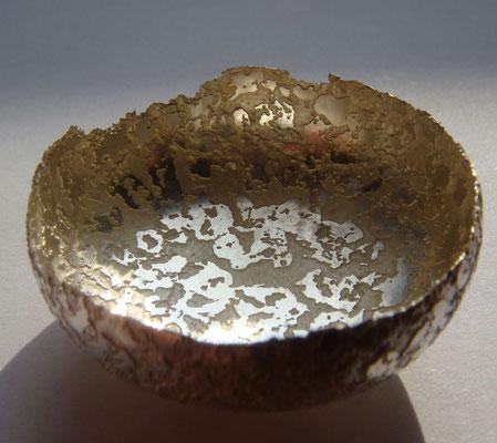Litli Heimur • Brosche 2011 • Silber