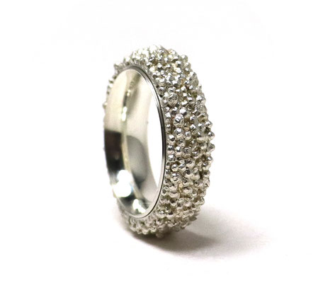 Little Bubbles • Ring 2020 • Silber