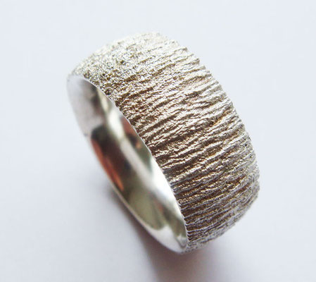 crepe • Ring 2011 • Silber