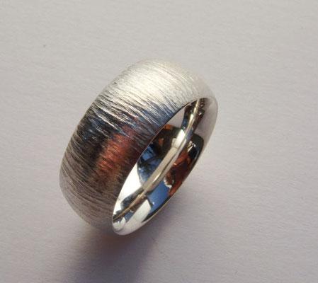 Sanfte Wellen • Ring 2009 • Silber
