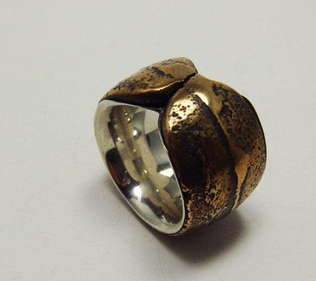 Archetypus • Ring 2013 • Bronze, Silber
