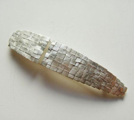 Silberschindeln • Brosche 2011 • Silber