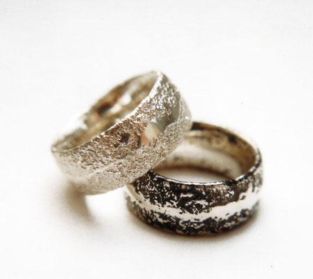 Archetypus • zwei Ringe 2013 • Silber