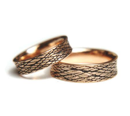 Ringprofile • Rotgold 750