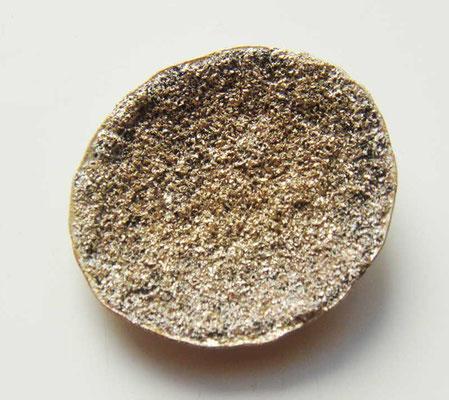 Metalsand • Brosche 2011 • Silber