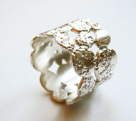 Drops • Ring 2011 • Silber