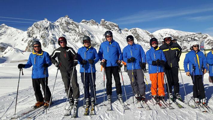 Skiweekend Pizol 2017