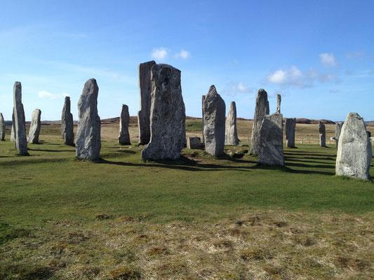 Outlander Craigh na Dun steen cirkel Scotland