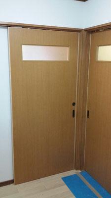 フラッシュ ドア 群馬 高崎 インテリア