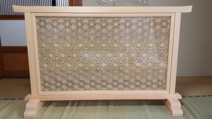 第22回群馬県新作建具・木製品展示会