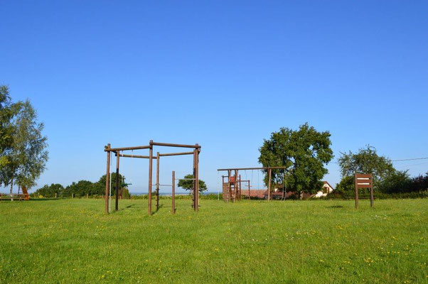 Aire de jeux à Sorbier (03220)
