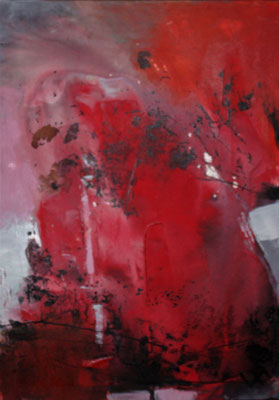 Mystik, 70 x 50 cm, Preis auf Anfrage