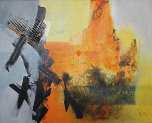 Träumerei, 80 x 100 cm, Preis auf Anfrage