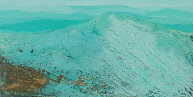 Gebirgshang 40 x 80 cm, Preis auf Anfrage
