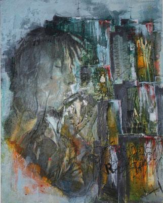 Rastaman, 100 x 80 cm, Preis auf Anfrage
