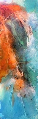 Phantasievogel 120 x 40 cm, Preis auf Anfrage