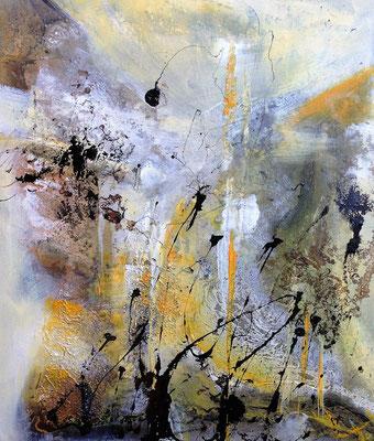 Lichtertanz, 50 x 60 cm, Preis auf Anfrage